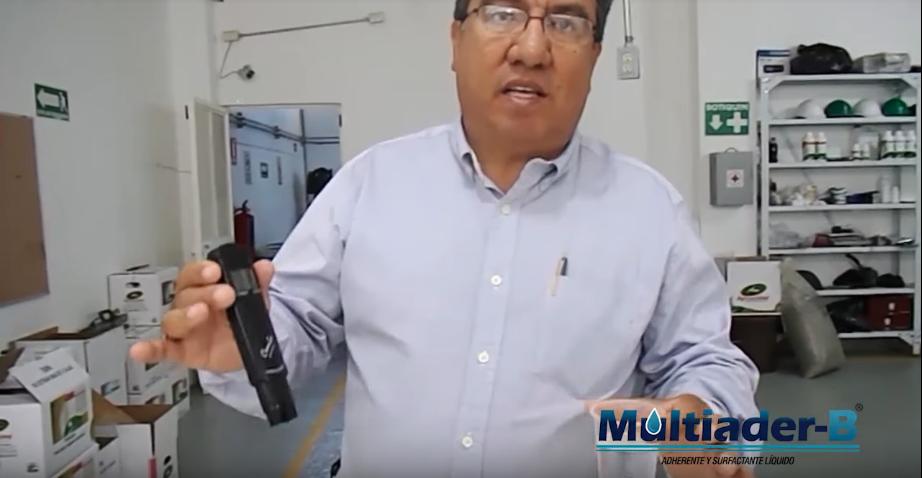 Video Multiader B Excelente Regulador del PH