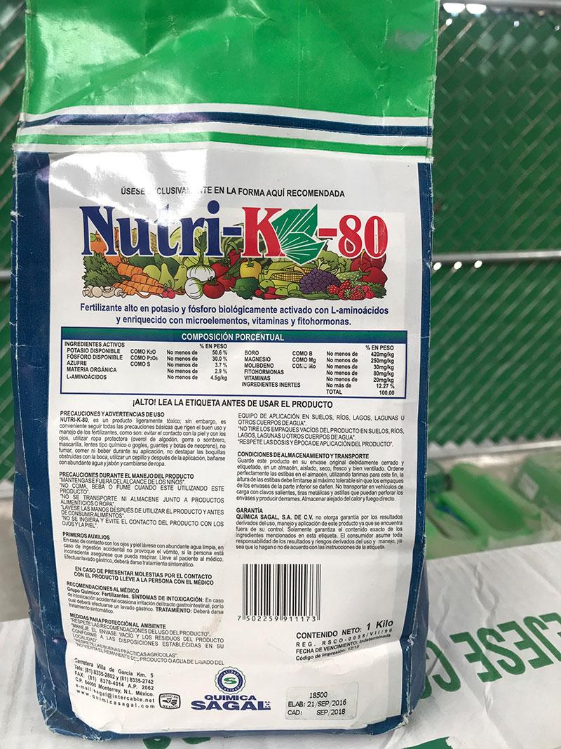 Nutri-K-80