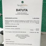 Aplicación de BATUTA en Brocolí