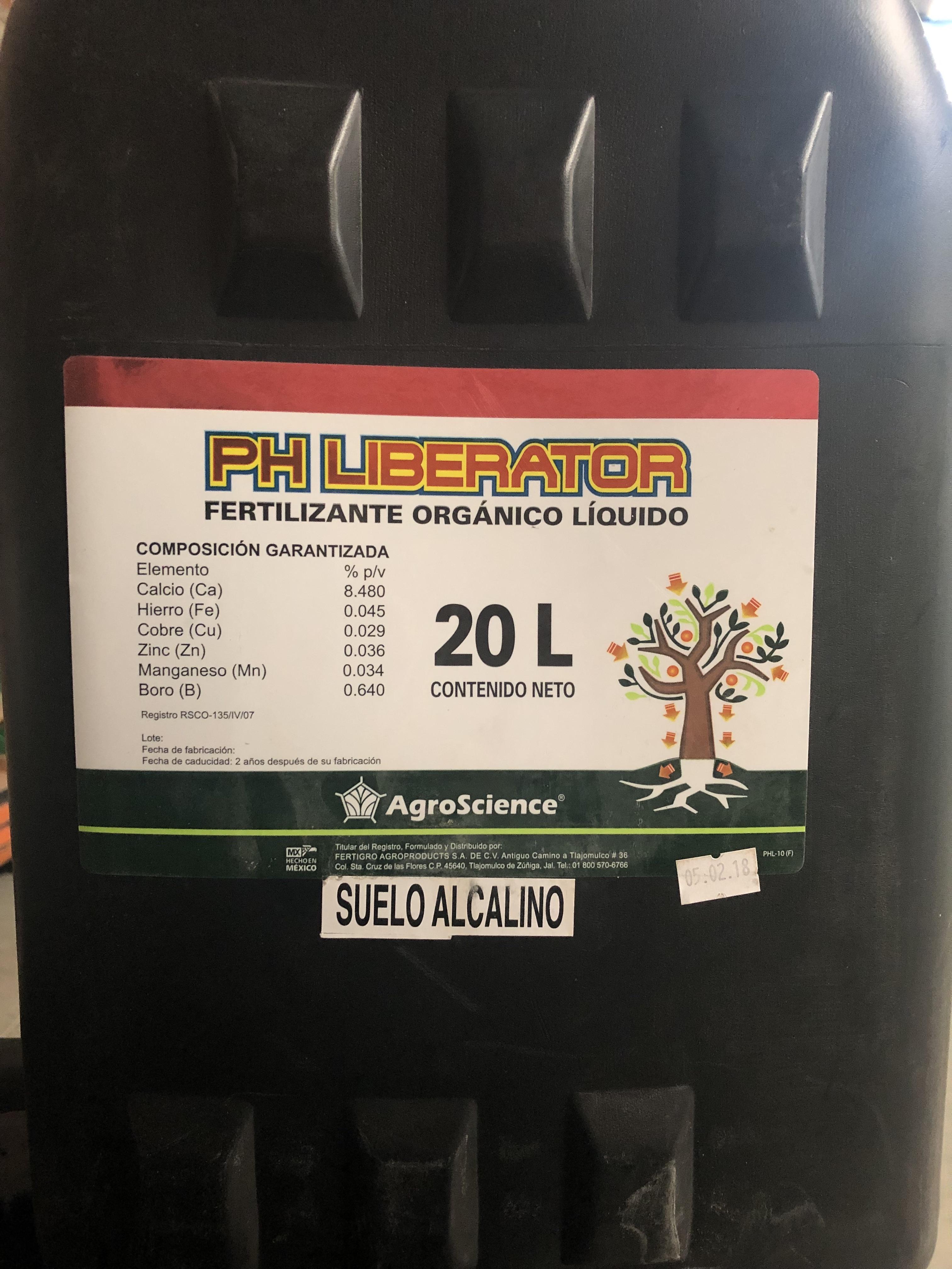 PH Liberator 1×20