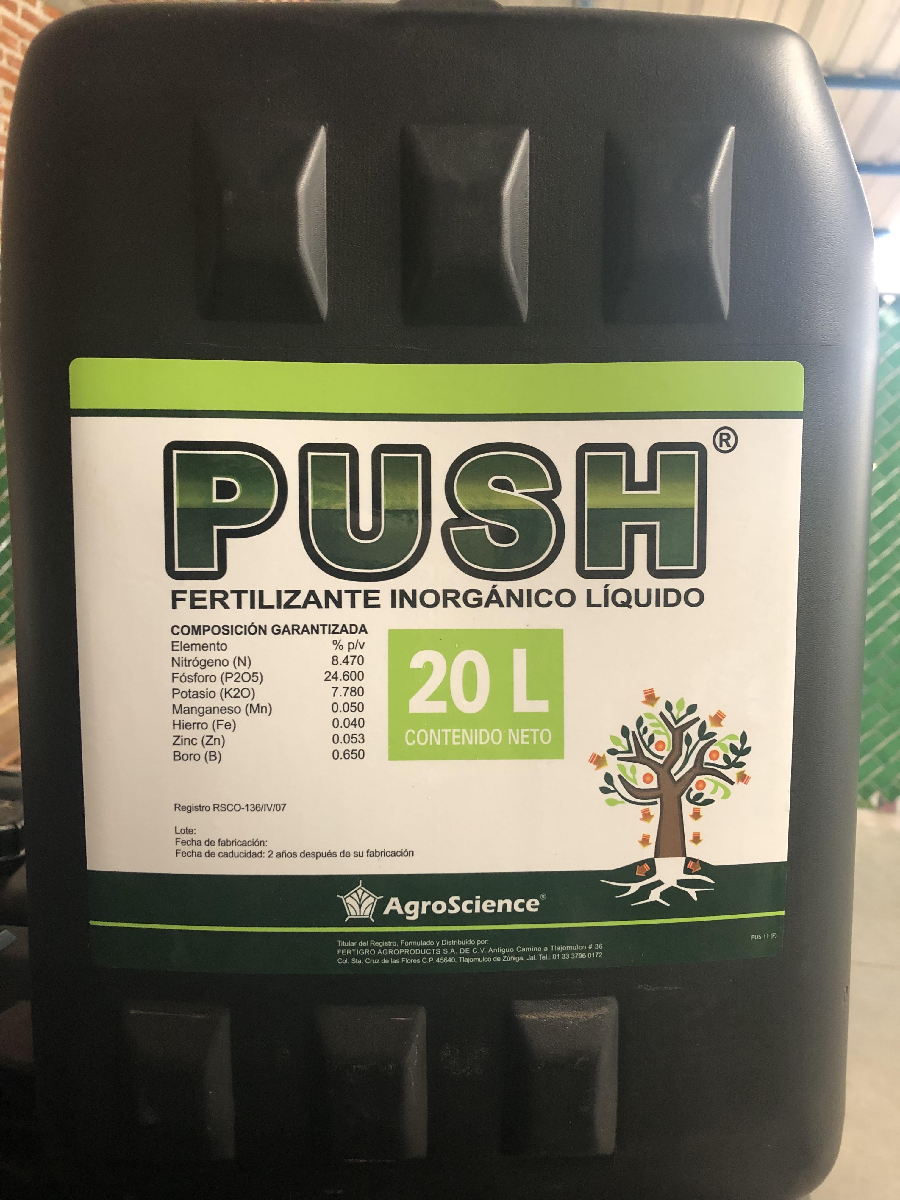 Push 1×20