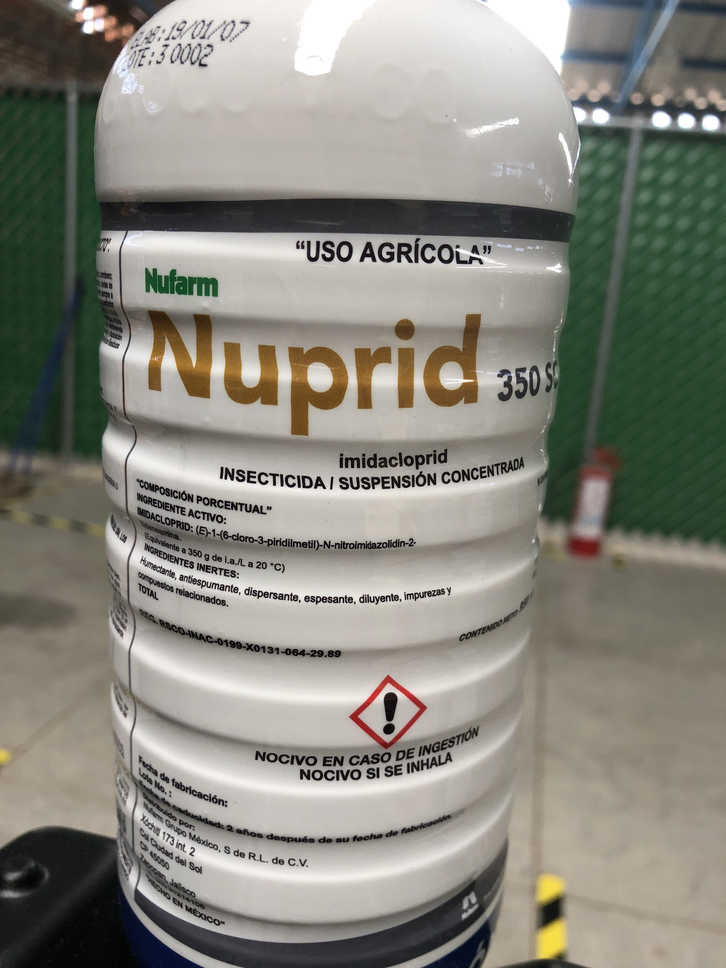 Nuprid 350 SC  12X1