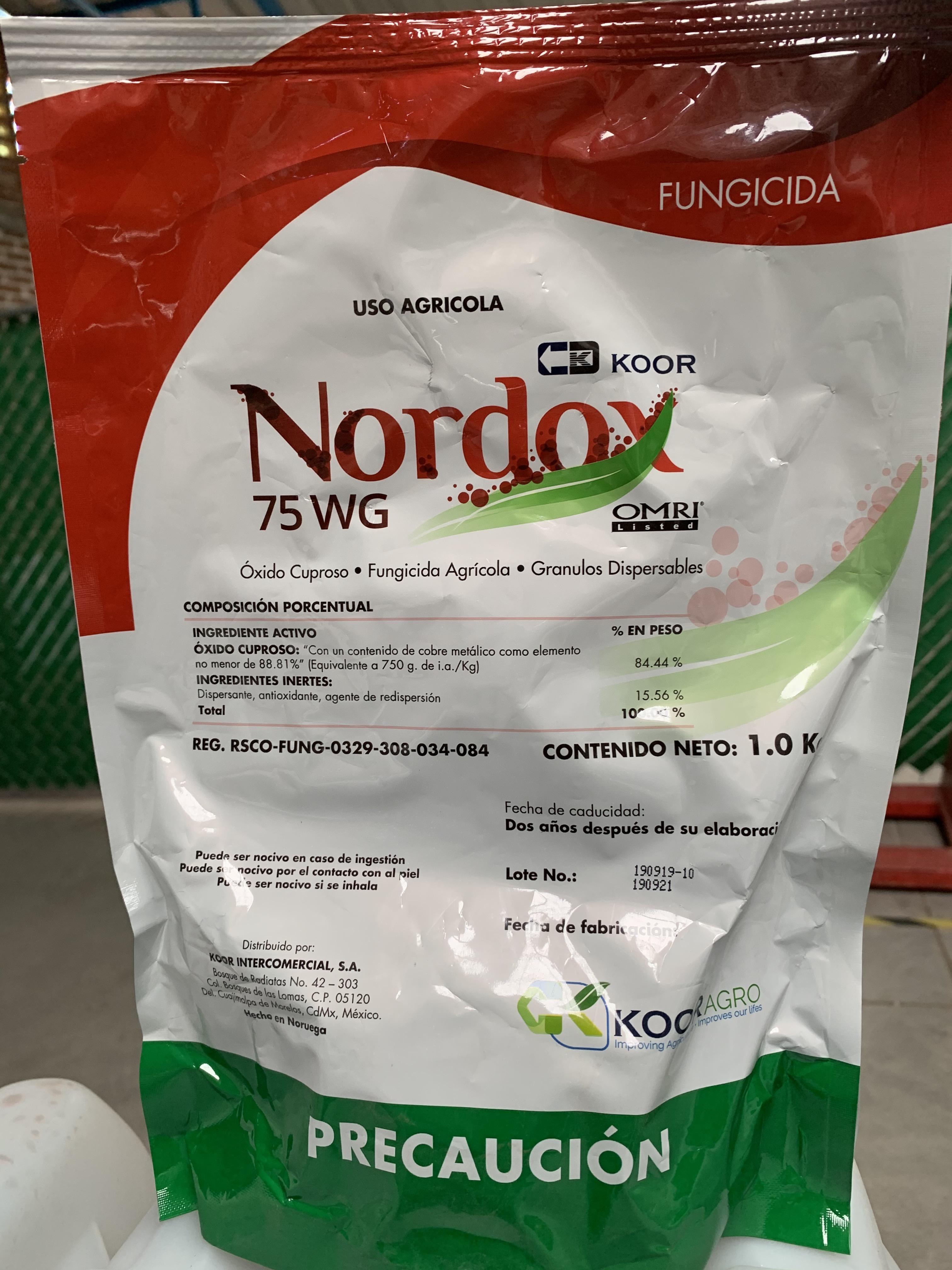 Nordox   12×1