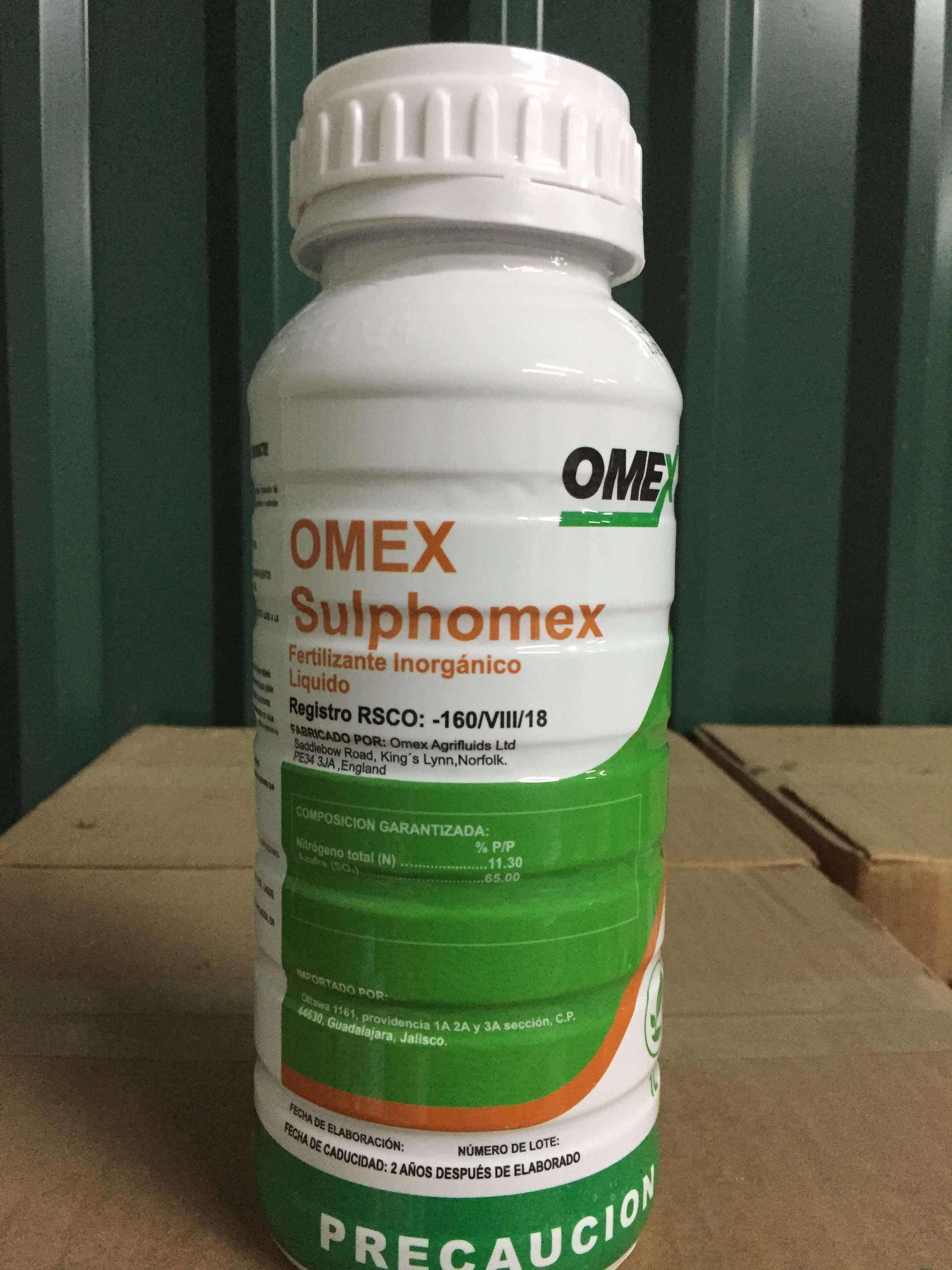 Omex Sulphomex