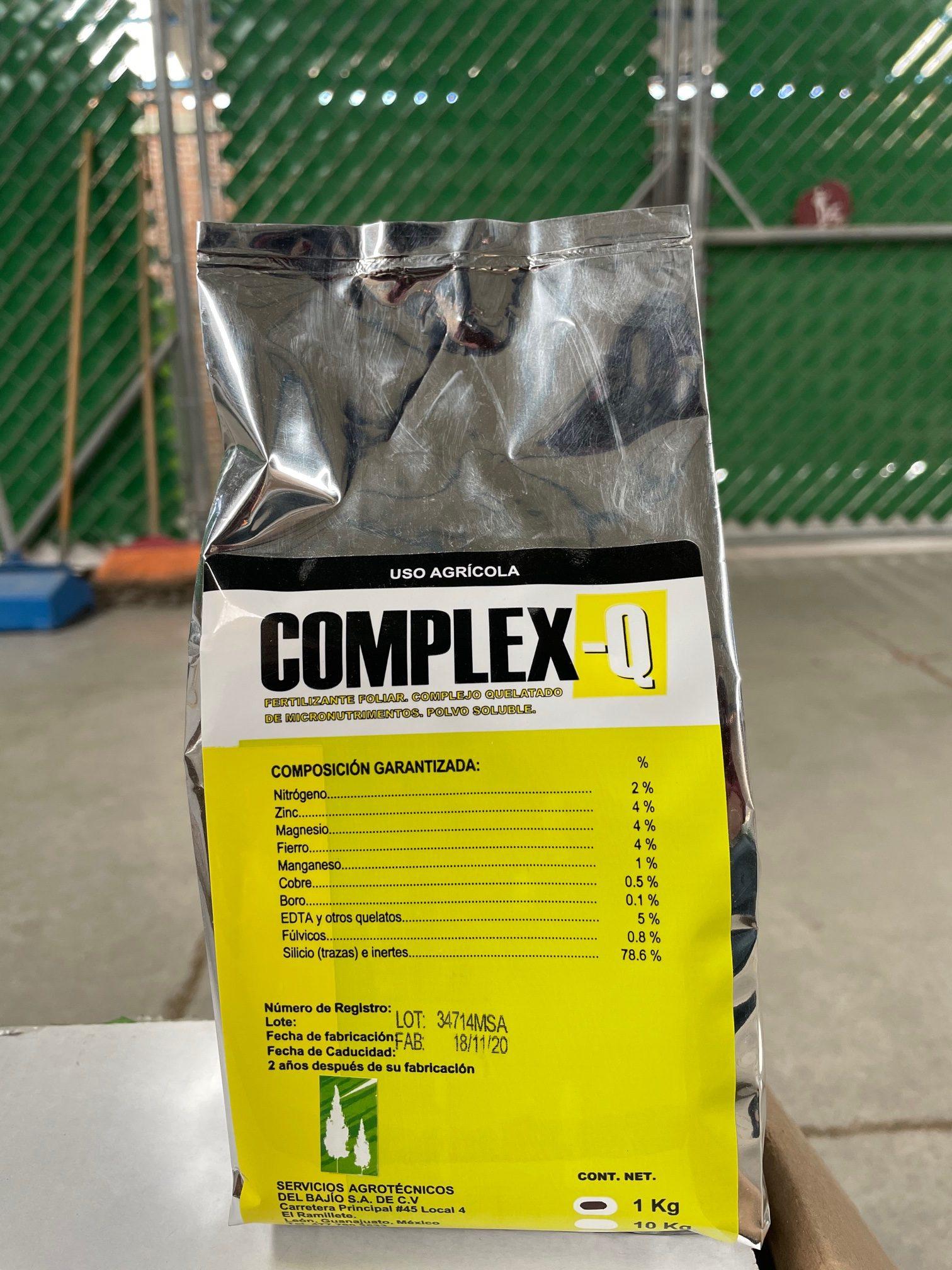 Complex-Q